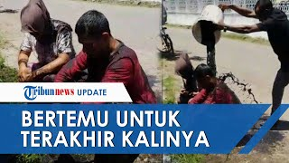 Fakta Pasangan Mesum di Pidie yang Diguyur Air Got, Sahur Nekat Ketemu karena Si Wanita akan Pulkam