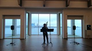Franco Donatoni- Ombra for contrabass clarinet