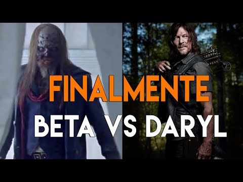 BETA VS DARYL || Promo do episódio 13 || The Walking Dead 9° temporada