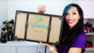 The Wanderlust box: Maldives Edition Unboxing | Bikini.com