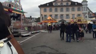 スイス発 リギ山麓町のキュスナハトで秋祭り【スイス情報.com】