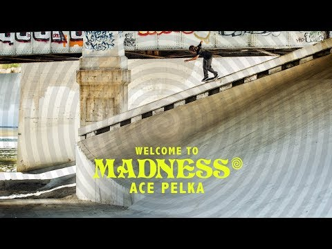 """preview image for Ace Pelka's """"Welcome to Madness"""" Part"""