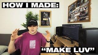 """Jay Pryor   How I Made: """"Make Luv"""""""