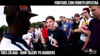 DON'T FLOP EXTRA | Summer Tryout Highlights Pt. 1
