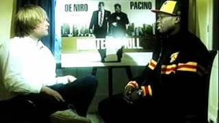 Tubes Interviews 50 Cent (Soccer AM)