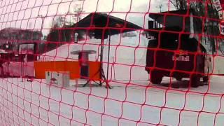 ワールドカップハーフパイプ2016札幌青野怜・平岡卓予選1回目