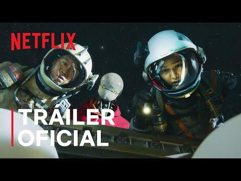 Trailer Barrenderos espaciales