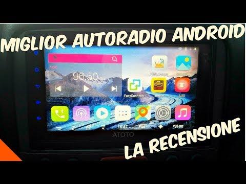 L' Autoradio 2Din Android economica che fa TUTTO! ATOTO A6