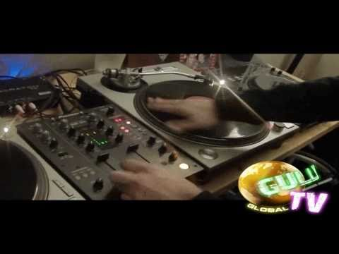 TURN TABLE GENIUS DJ NATASK SHOOK ONES MIX LIVE ON GULLY TV
