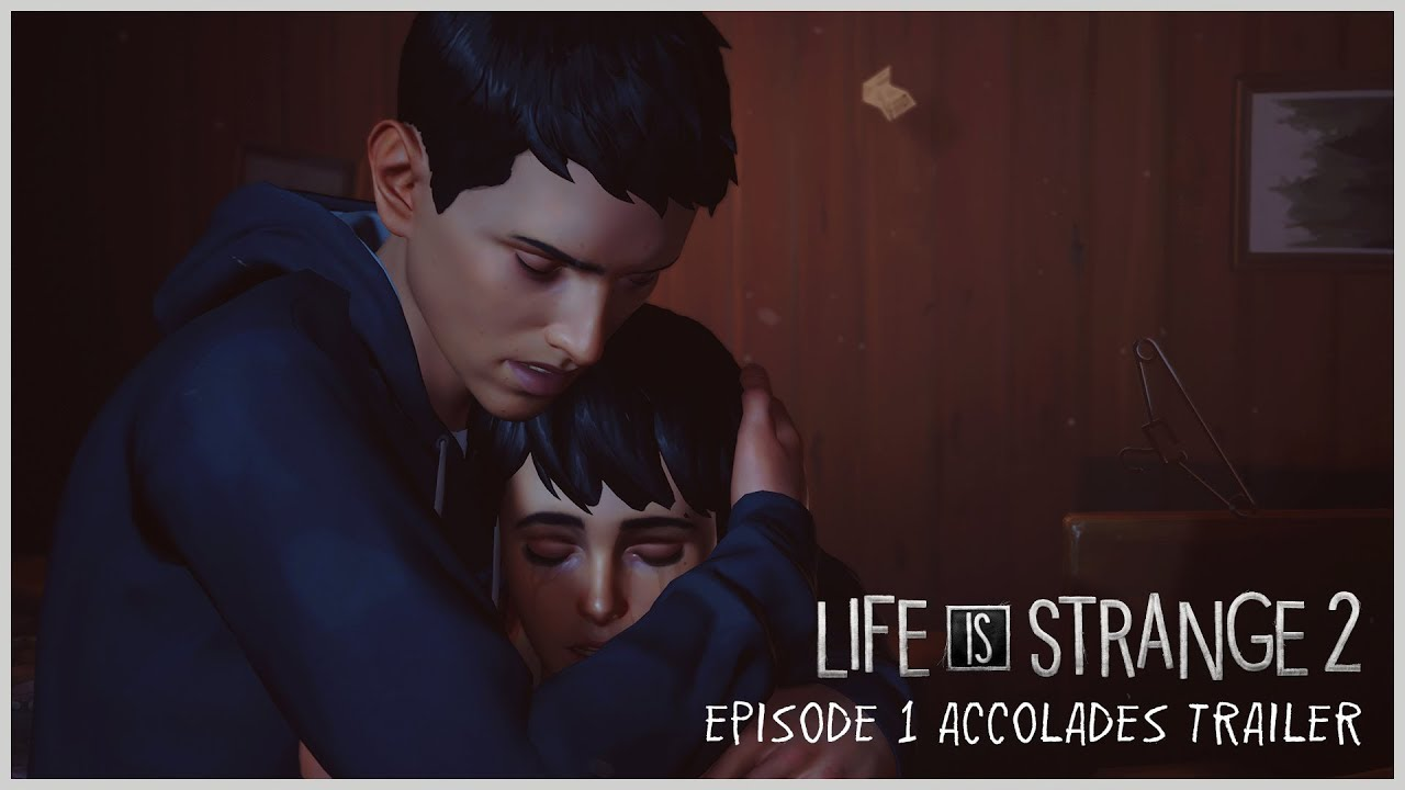 Video LIFE IS STRANGE 2 - EPISODE 2-5 BUNDLE [STEAM]