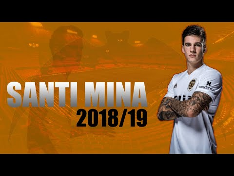 Santi Mina - Goals & Assists - 2018/19