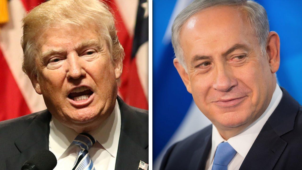 Trump On Israel Support thumbnail