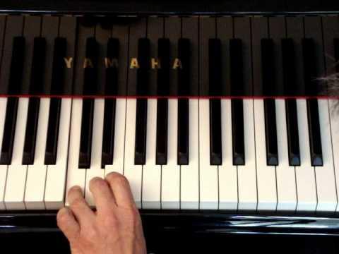 So lernst Du alle Dur-Tonleitern in 5 Minuten – Musiktheorie am Klavier