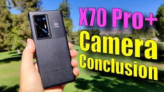 Vivo X70 Pro+ Camera Conclusion: Ambitious