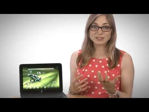 HP Slatebook x2 - Which? First look
