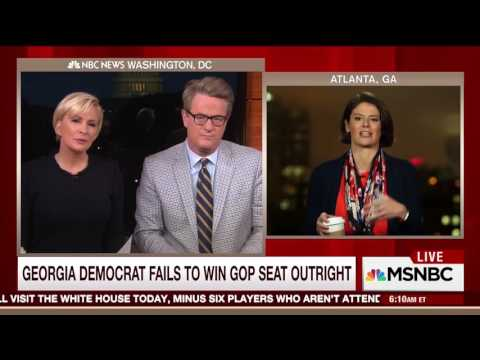 MSNBC: Democrats grumbling about how Jon Ossoff blew millions of campaign dollars on TV ads