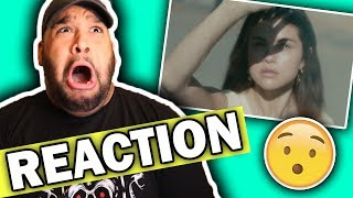 Selena Gomez ft. Gucci Mane - Fetish (Official Video) REACTION