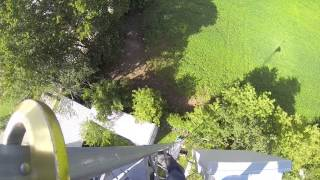 preview picture of video 'Tower Climb and Wireless Broadband Install GoPro'