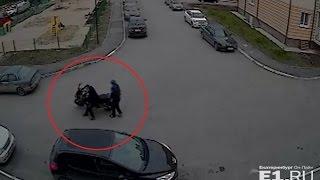Как угоняют наши мотоциклы/ Угнали мотоцикл #2