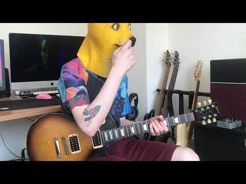 Bring Me The Horizon - Parasite Eve (Guitar Cover)