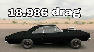 Forza horizon 3 dodge dart 18.986 drag