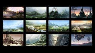 Photoshop Tutorial: Creative Environment Thumbnail Techniques in Photoshop