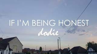 If I'm Being Honest   Dodie  Ukulele Cover (lyrics)