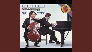 Cello Sonata No. 5 in D Major, Op. 102 No. 2: II. Adagio con molto sentimento d'affetto