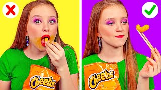 When Food Is Your BAE! || Crazy Food Hacks And Pranks You'll Want To Try