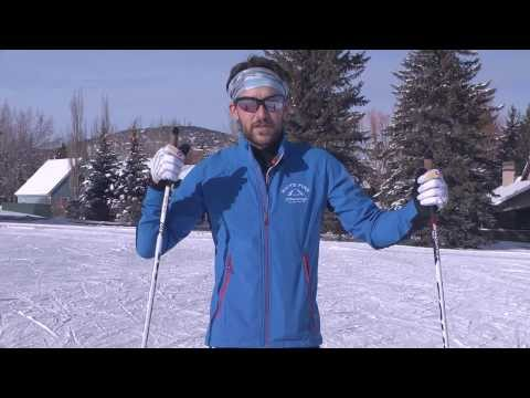 Nordic Skiing With White Pine Touring: V2 Alternate Skate Technique