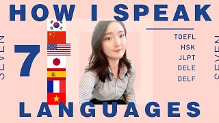 7 Languages? How I learned them and here are my Official Certificates!