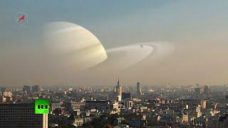 ¿Cómo Sería Si En Lugar De La Luna Orbitasen Otros Planetas Del Sistema Solar?
