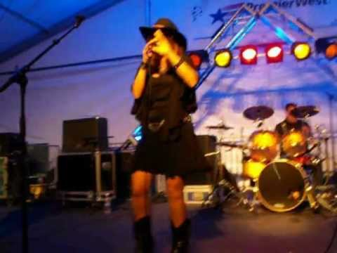 Let 'Er Rip- Dixie Chicks Performed by Annette Marie of the Roadsters Jackson County Fair 2012