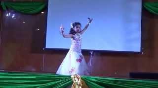Megher Palok Chander Nolok -Dance By Maahi