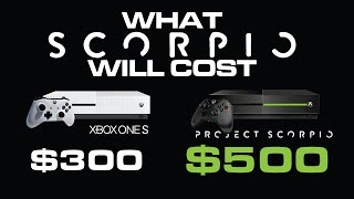 How much is Xbox One X Scorpio - Cost Price - Colteastwood