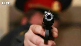 Полицейский расстрелял коллег в Москве
