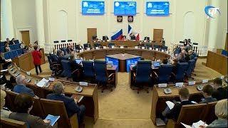 На новгородской областной думе обсудили вопросы о перевозках в муниципалитетах и защите дольщиков