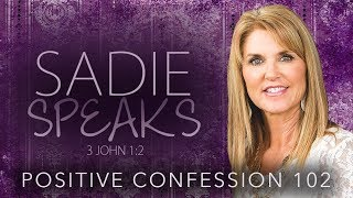 THIS WEEK'S POSITIVE CONFESSION