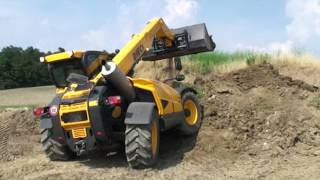 CATERPILLAR TH 417 C