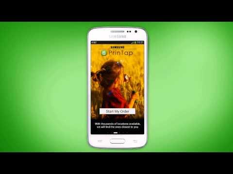 Video of Samsung PrinTap: Print Photos