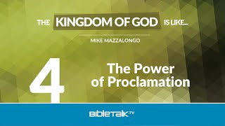 The Power of Proclamation: Kingdom Victory