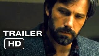 Argo International Trailer - Ben Affleck Movie HD