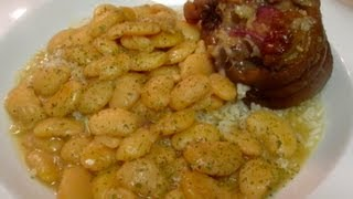 Grandmas Southern Lima Beans Recipe