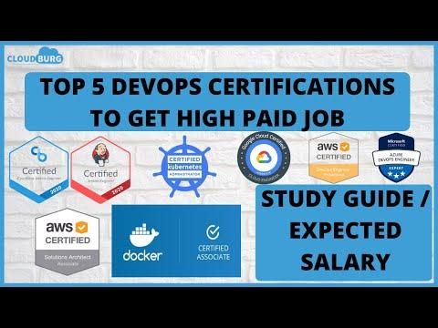 Top 5 DevOps Certification 2020   Highest Paying Certifications   Get ...