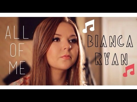 All of Me - John Legend Cover (Bianca Ryan - America's Got Talent Winner) Official Video