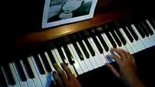 Alones ( FULL version ) by Aqua Timez Piano