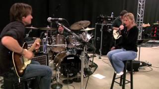 """Faith Hill and Keith Urban Rehearse """"Piece Of My Heart"""""""