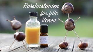Rosskastanie für fitte Venen - Viriditas Heilpflanzen-Video
