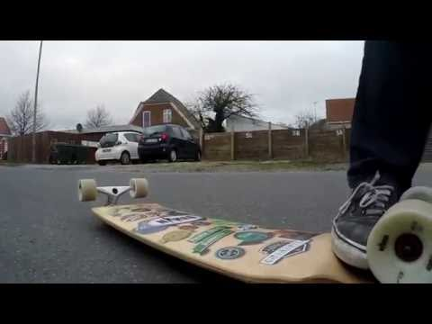 Naked Tags Slalom Longboard Review