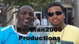 Zion ft Akon -  I love The Way She Moves